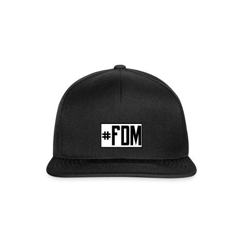 FDM Snapback - Snapback Cap