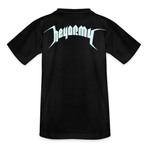 Teenager SIZE - REFLECTIVE T' - Teenager T-Shirt
