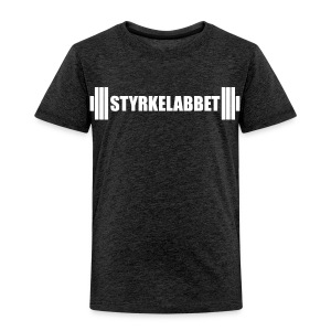 Premium-T-shirt barn - Premium-T-shirt barn