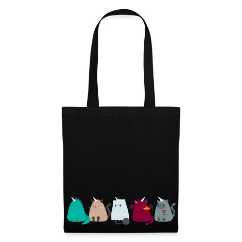 Tote Bag - unicorn licorne geek humour fun dragons robot dinosaure