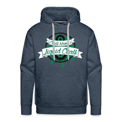 hoodie men - direktdruck - Männer Premium Hoodie
