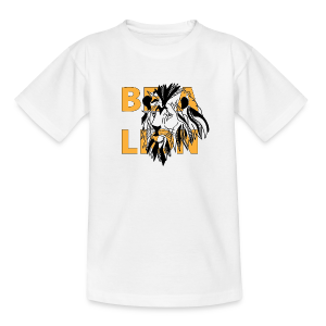 T-shirt Enfant Be a Lion - T-shirt Enfant
