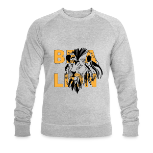 Sweat-shirt Homme Stanley & Stella Be a Lion - Sweat-shirt bio Stanley & Stella Homme
