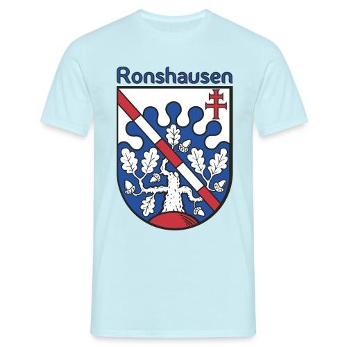 T-Shirt Ronshausen Herren - Männer T-Shirt