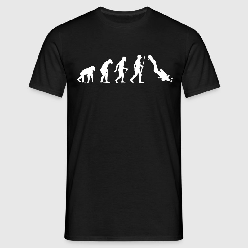 Scuba Diving Evolution - Männer T-Shirt