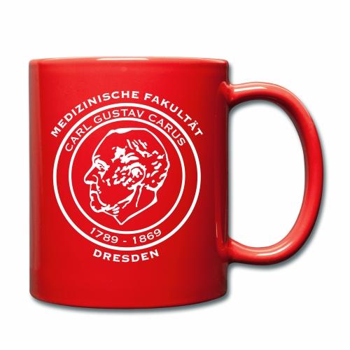 Kaffeetasse – für Morgenmuffel und Spätaufsteher! - Tasse einfarbig