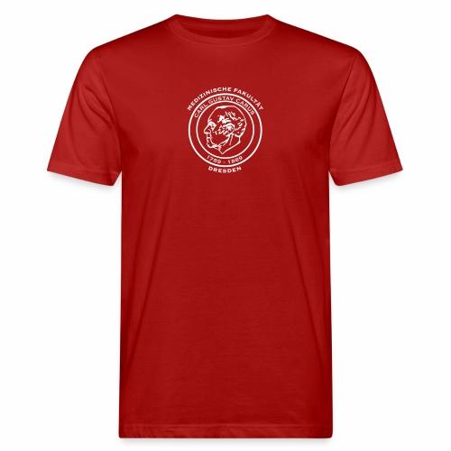 Carl Gustav Carus - Öko Shirt für Jungs (weißes Logo) - Männer Bio-T-Shirt