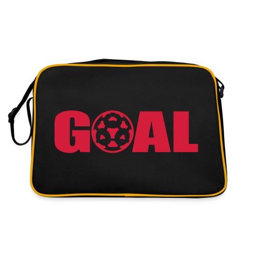 Goal väska 4 färger - Retroväska
