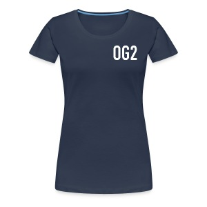 Women's Premium T Shirt : navy - Women's Premium T-Shirt