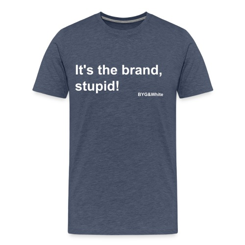 BrandStupid - Men's Premium T-Shirt