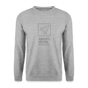 AMNB Sweater - Light Grey - Men's Sweatshirt