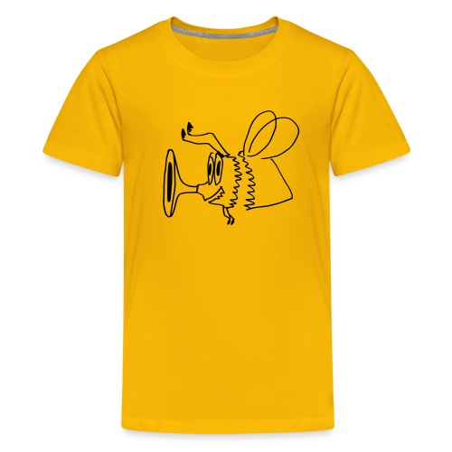 Bumblebee shirt_gelb - Teenager Premium T-Shirt