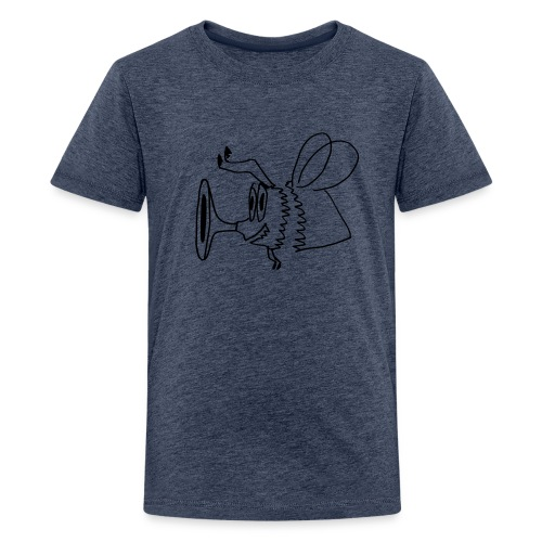 Bumblebee shirt_gelb - Teenager Premium T-Shirt