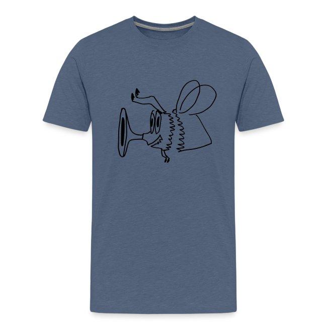 Bumblebee shirt_gelb