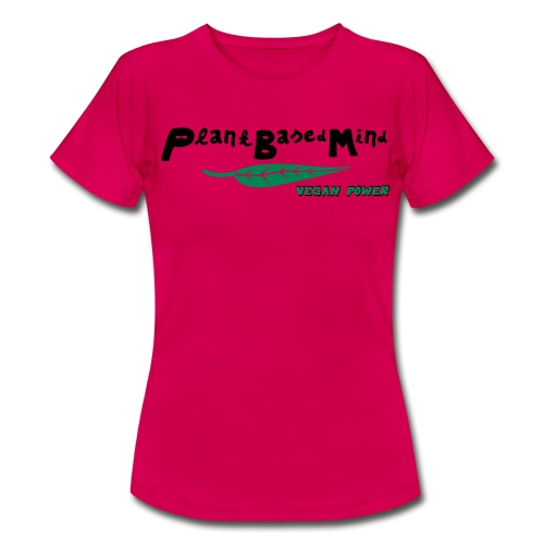 Vegan Power - Frauen T-Shirt