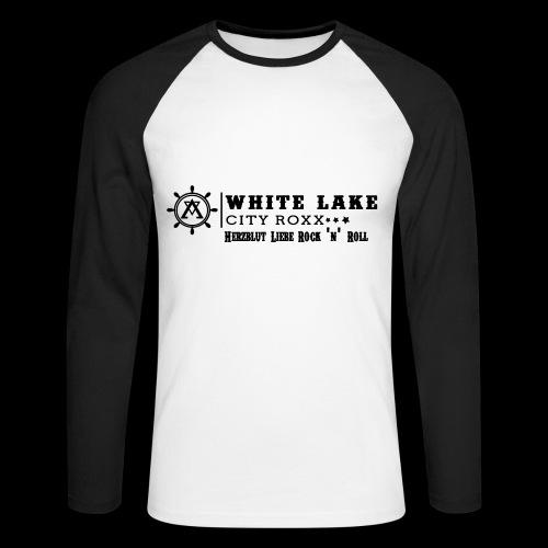 Herzblut langarm Shirt Boys - Männer Baseballshirt langarm
