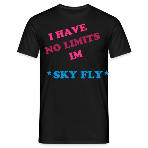 sky fly clothing - Men's T-Shirt