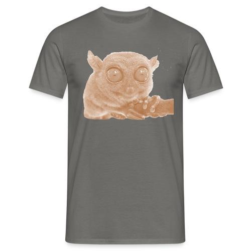 Kobold Maki braun - Männer T-Shirt