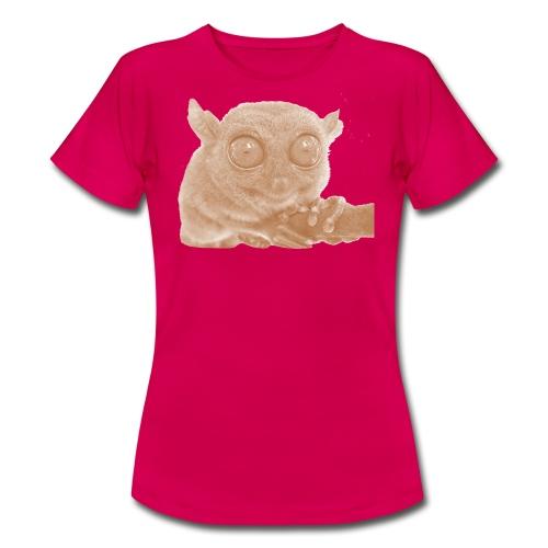 Kobold Maki braun - Frauen T-Shirt