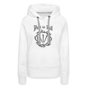 PAID IN FULL - Sweat-shirt à capuche Premium pour femmes