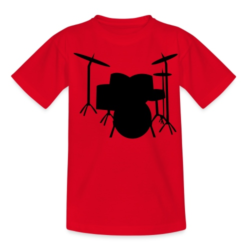 drums - Teenager T-Shirt