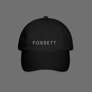 Fossett Gaming Cap - Baseball Cap