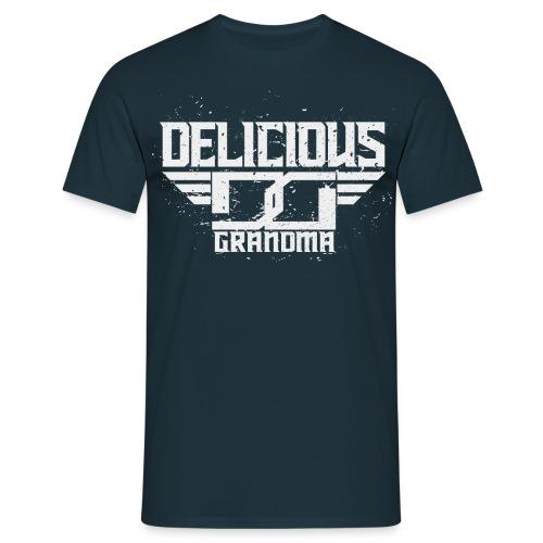 Männer T-Shirt - DG Wings white - Männer T-Shirt