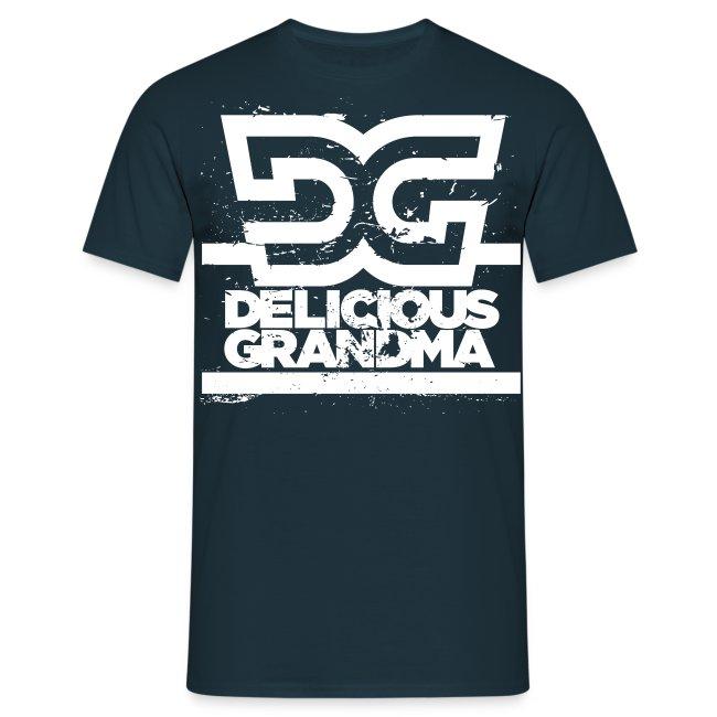 """Männer T-Shirt - """"DG white"""""""