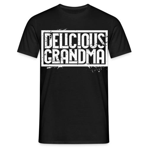 Männer T-Shirt - Delicious Grandma white - Männer T-Shirt