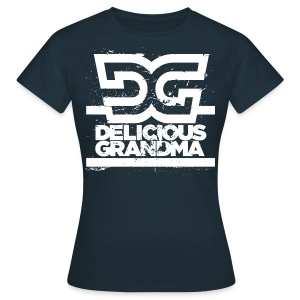 Frauen T-Shirt - DG white - Frauen T-Shirt