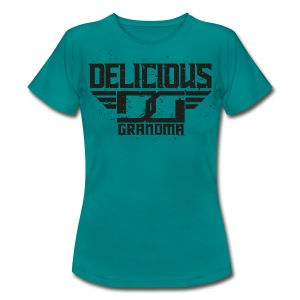 Frauen T-Shirt - DG Angelblack - Frauen T-Shirt