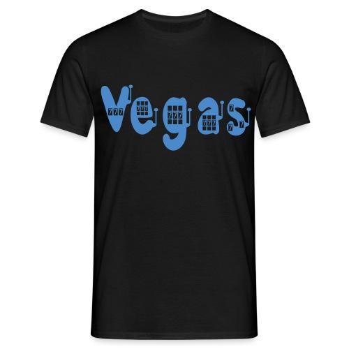 VEGAS SLOT TATTOO - Men's T-Shirt