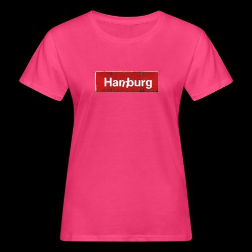 Mein Ha(m)rburg, mein Kiez, mein Shirt - Frauen Bio-T-Shirt
