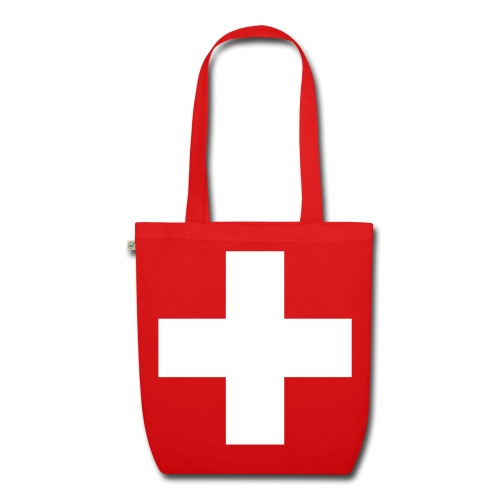 Swiss Earth Positive Tote Bag - EarthPositive Tote Bag