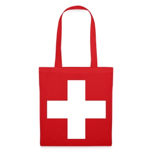 Swiss Tote Bag - Tote Bag