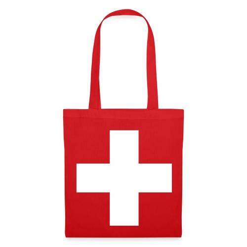 Swiss Tote Bag - Tote Bag