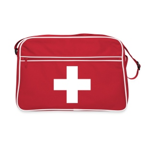 Swiss Retro Bag - Retro Bag