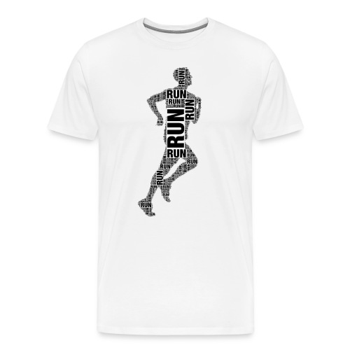 Run - Men's Premium T-Shirt