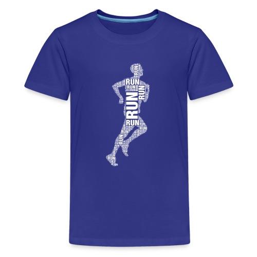 Run - Teenage Premium T-Shirt