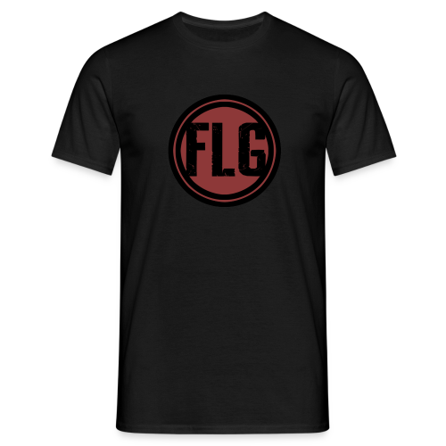 FLG Maroon - Men's T-Shirt