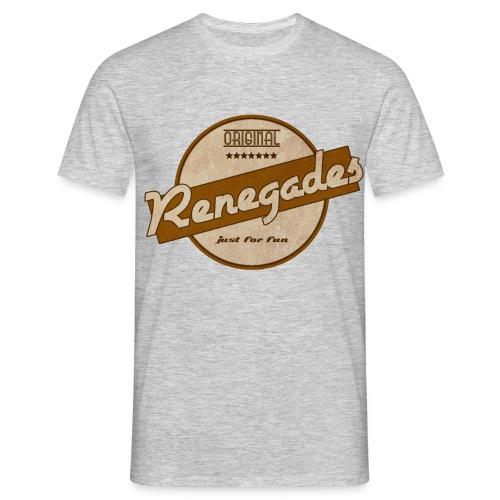 Männer T-Shirt Retro 2.0 im Vintage Stil - Männer T-Shirt