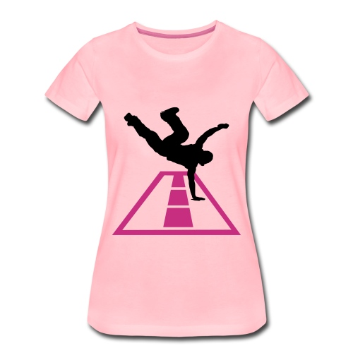 st001110 - Maglietta Premium da donna
