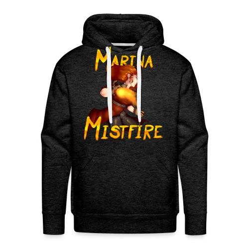 Marina Mistfire - Men's Premium Hoodie - Men's Premium Hoodie