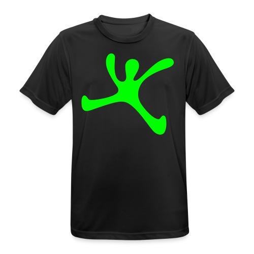 Funktion Shirt 02 - Männer T-Shirt atmungsaktiv