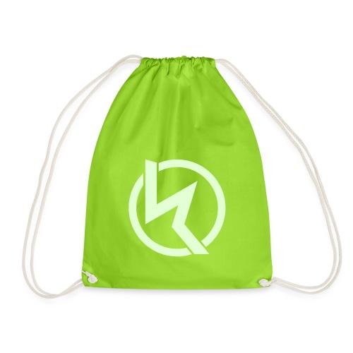 KLP Glow Logo Gym Bag (verschied. Farben) - Turnbeutel