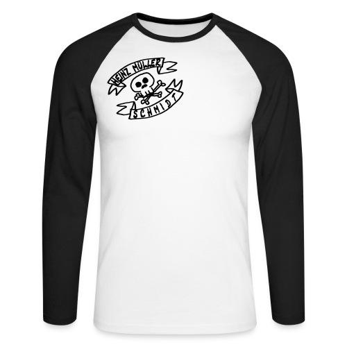HMS Langarm Shirt Jungs - Männer Baseballshirt langarm
