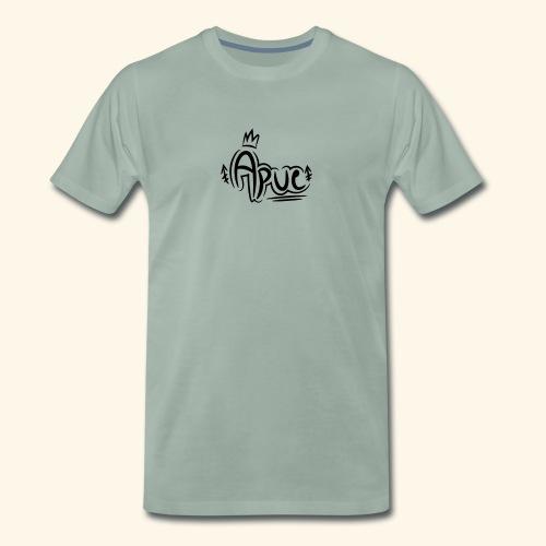 T-Shirt #ApueCrew - Männer Premium T-Shirt
