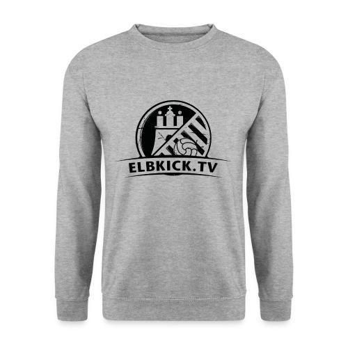 ELBKICK.TV Sweater / grau  - Männer Pullover