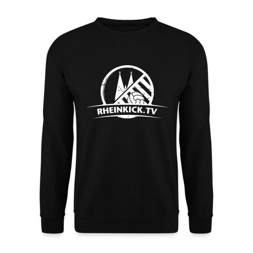 RHEINKICK.TV  Sweater/ schwarz   - Männer Pullover