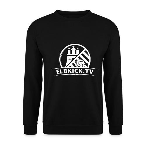ELBKICK.TV Sweater / schwarz  - Männer Pullover